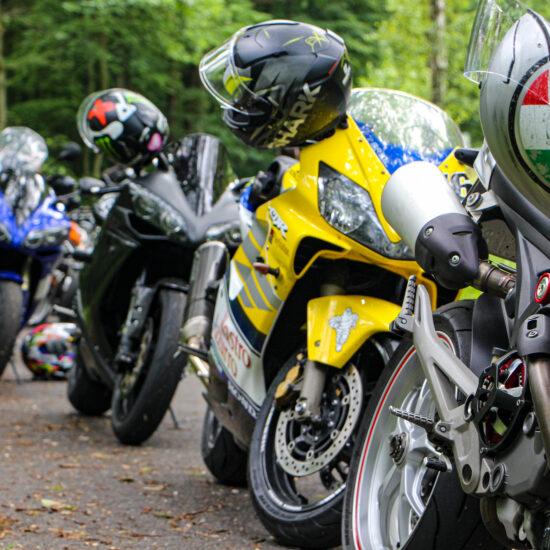 Motorräder von VIP Tourenfahrer Motorradtour
